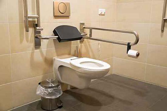 barrierefreies WC in Nürnberg installieren