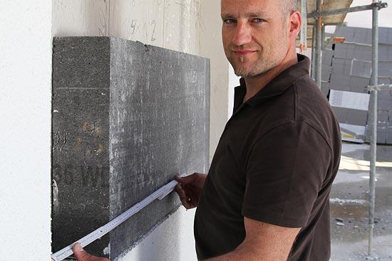 Bauleiter auf unseren eigenen Baustellen in Nürnberg