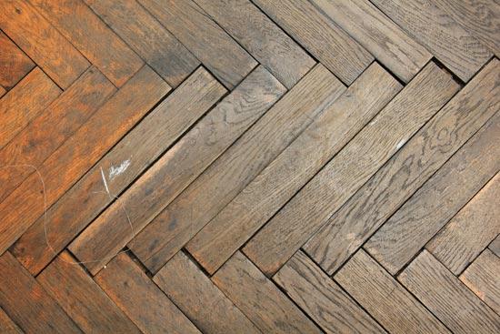Holzparkett neu machen
