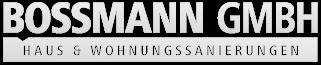 Sanierung in Nürnberg – Bossmann Renovierung GmbH Logo